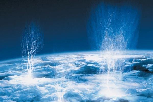 Основные разновидности молний (14 фото)