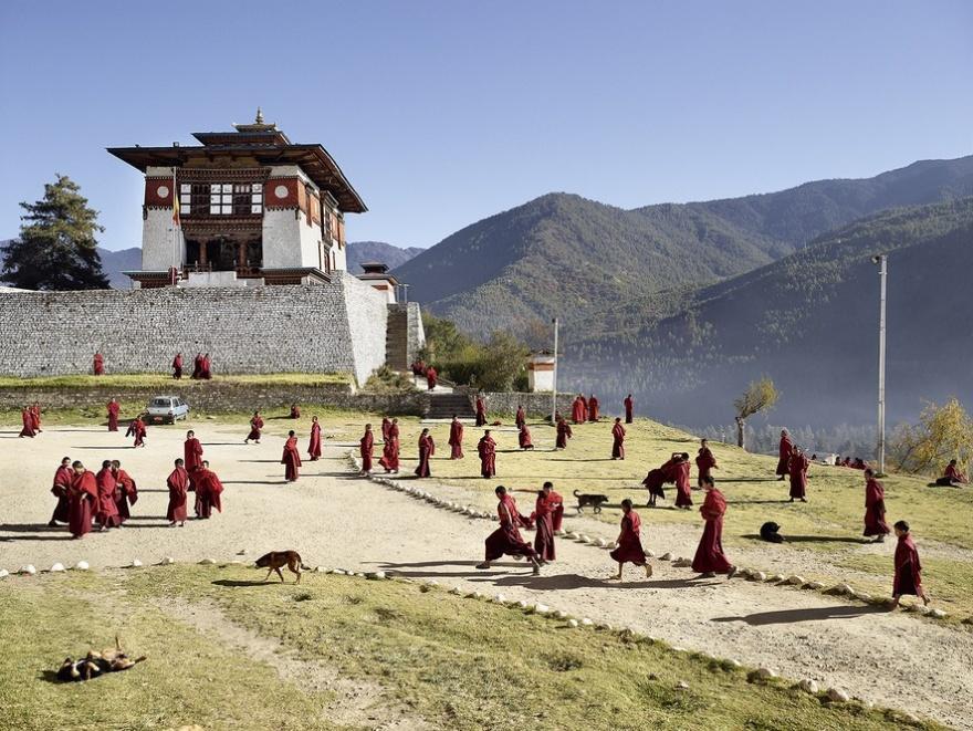 Как выглядят школьные перемены в различных странах мира (10 фото)