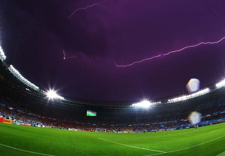 Необычные происшествия, связанные с миром спорта
