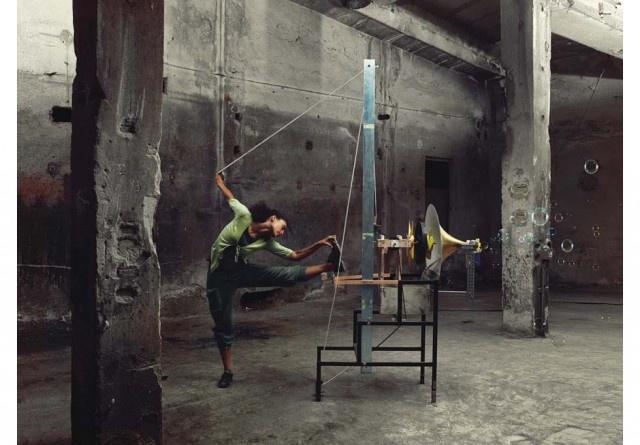 Красочные фотоманипуляции Рикардо Баньоли (36 фото)