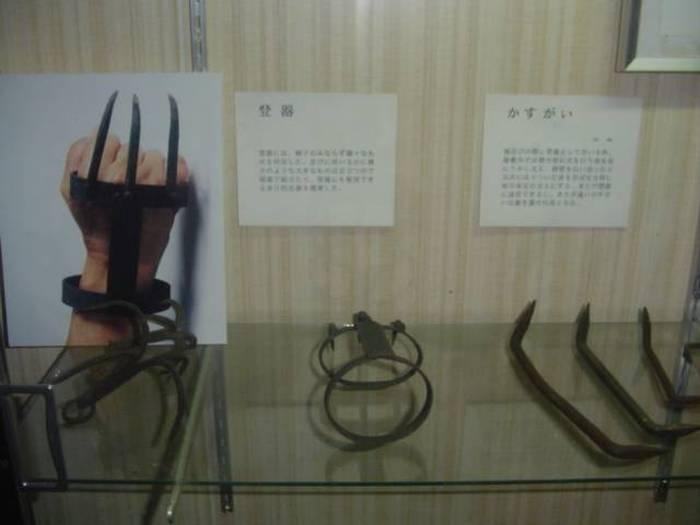 Необычное древнее оружие (23 фото)