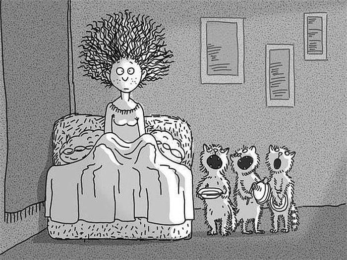 Подборка забавных комиксов 01.07.2015 (18 картинок)