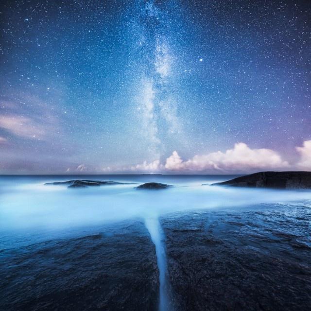 Мистические пейзажи финского фотохудожника-самоучки Микко Лагерстедта (30 фото)