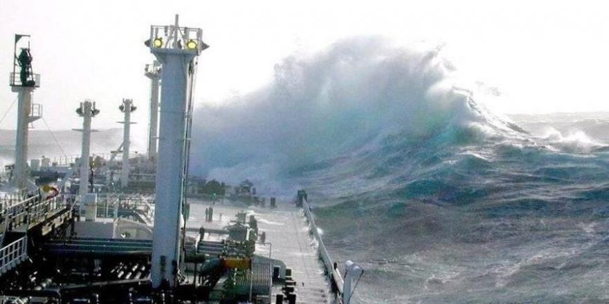 Невероятно огромные волны-убийцы (7 фото)