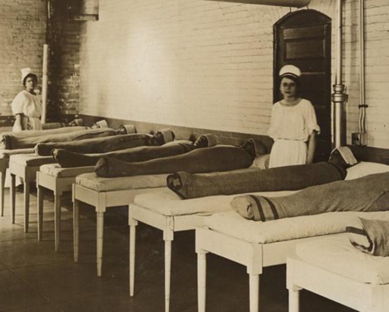 Интересные фото, относящиеся к прошлому медицины (18 фото)