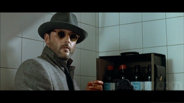 """Интересные факты о съемках фильма Люка Бессона """"Леон"""" (6 фото)"""