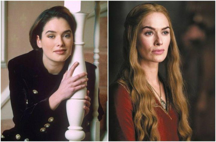 Любимые актёры сериала «Игры престолов» тогда и сейчас