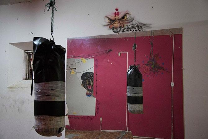 Экскурсия по заброшенной тюрьме «Гарсиа Морено»