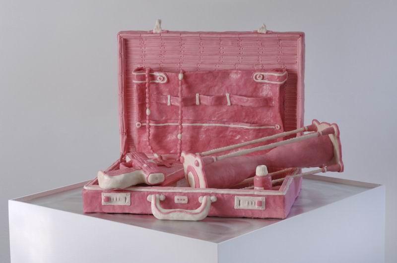 Жевачка – отличный материал для изготовления скульптур!