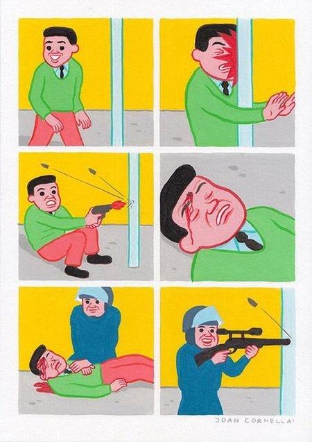 Подборка комиксов (20 фото)