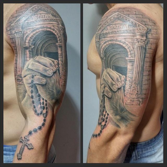 Реалистичные 3D татуировки. Смотрите и восхищайтесь! (38 фото)