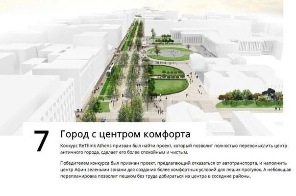 Будущее наступает. Проекты новых городов