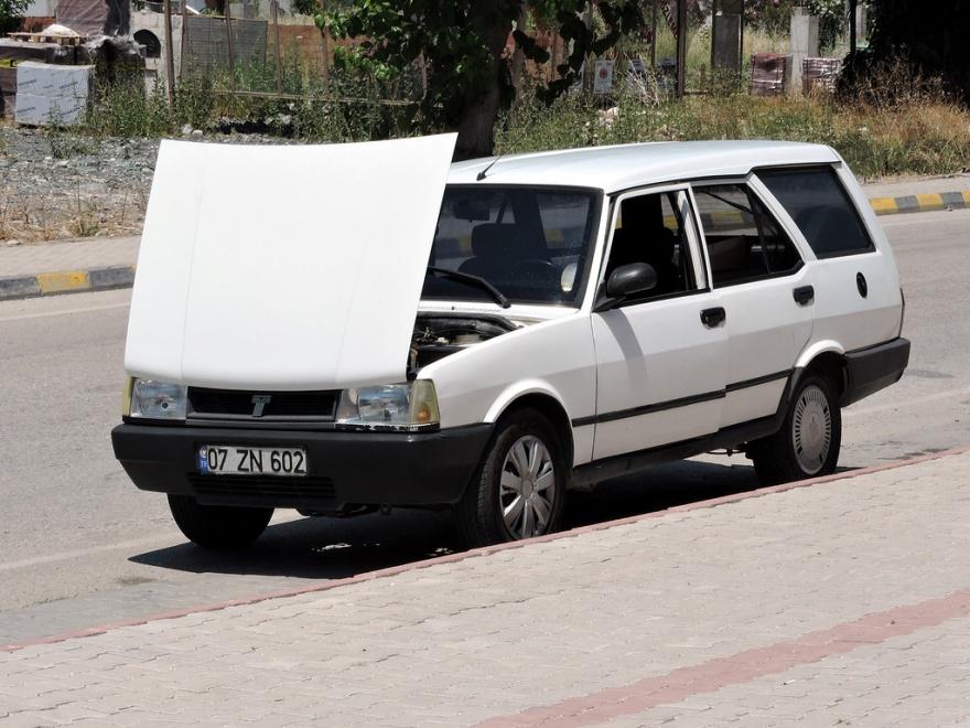 Коллекция ретроавтомобилей из турецкой провинции