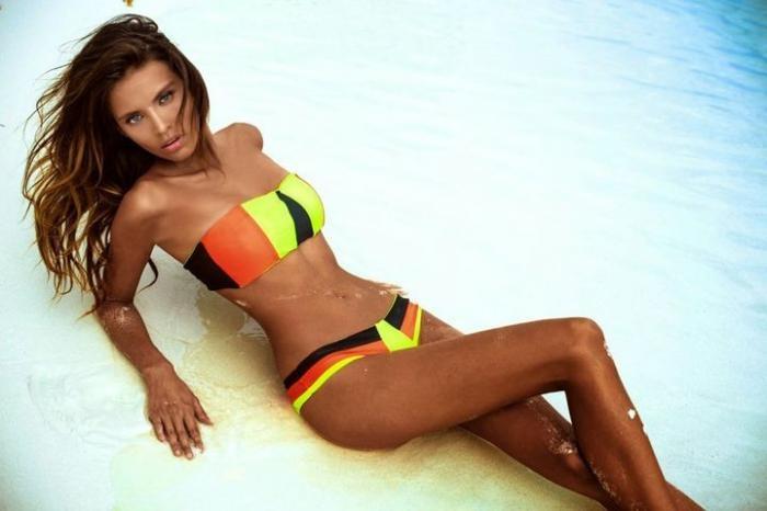 Габриэла Круз мексиканская модель (9 фото)