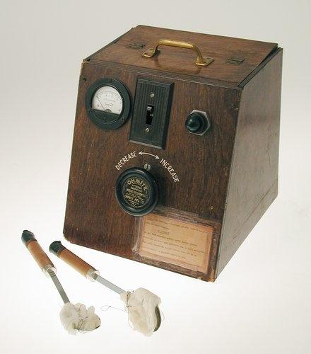 Пугающие фотографии медицины прошлого