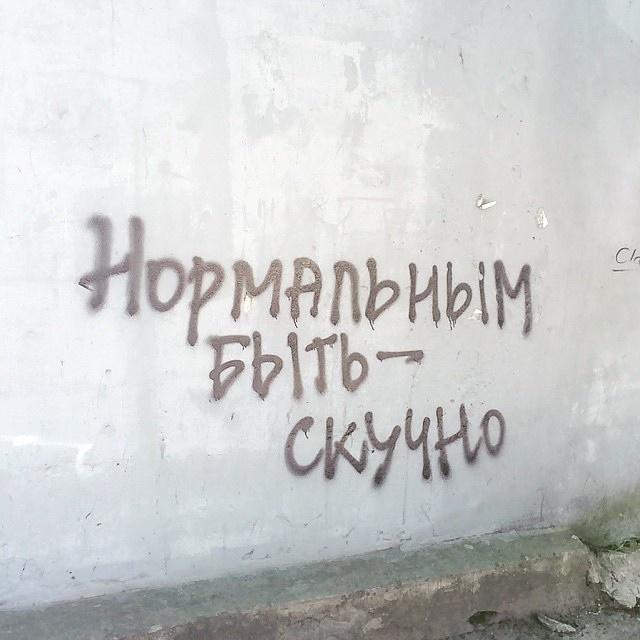Вся правда на стене (35 фото)