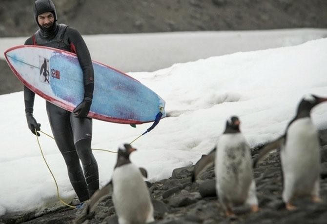 8 путешественников, которые победили холод