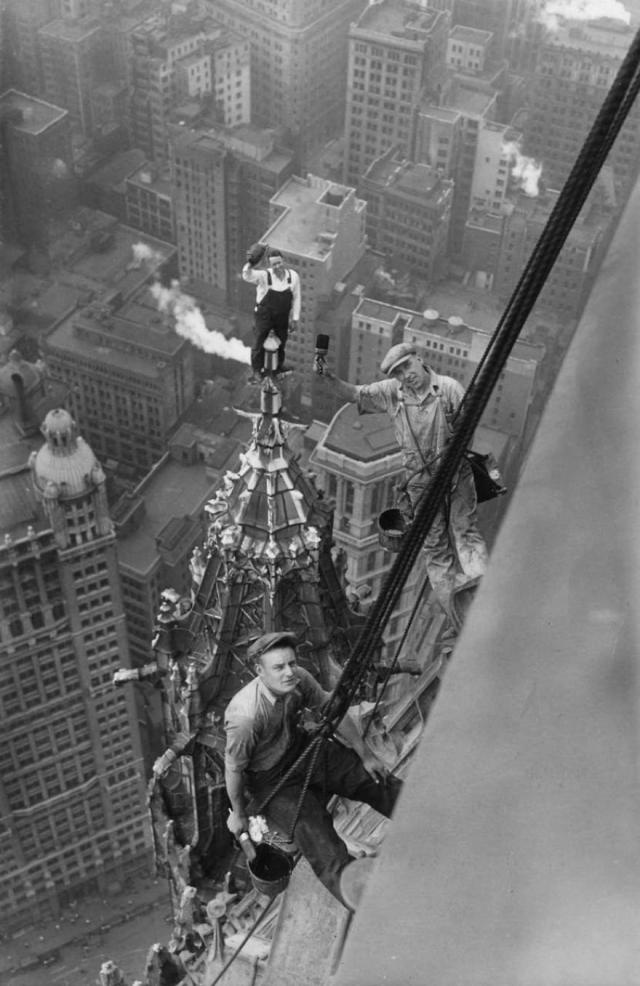 На крыше мира (33 фото)