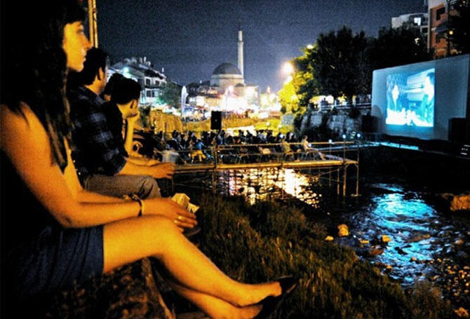 Самые необычные кинотеатры в мире