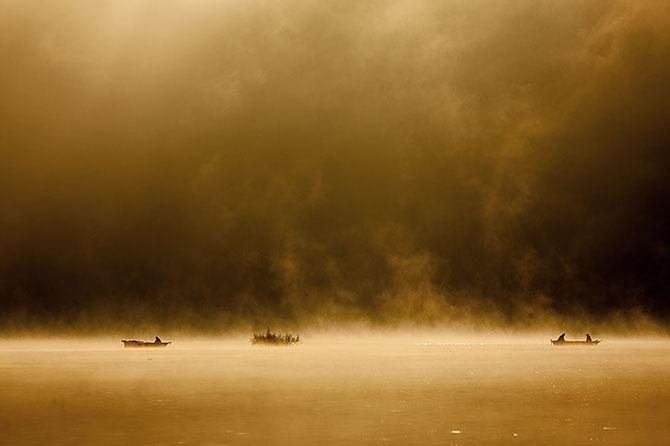 Там за туманами...