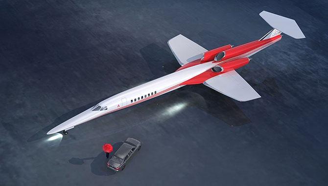 Самолет стоимостью 120 миллионов долларов