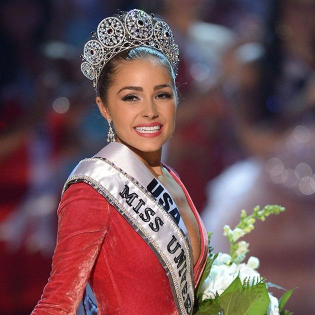 """Как менялся идеал красоты на примере конкурса """"Мисс Вселенная"""" (63 фото)"""