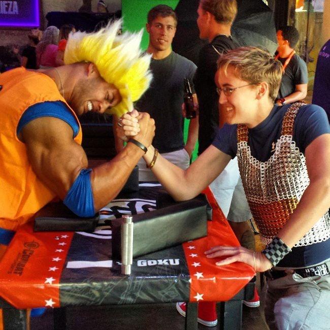 Фестиваль Comic-Con 2015. Фото с места события (28 фото)