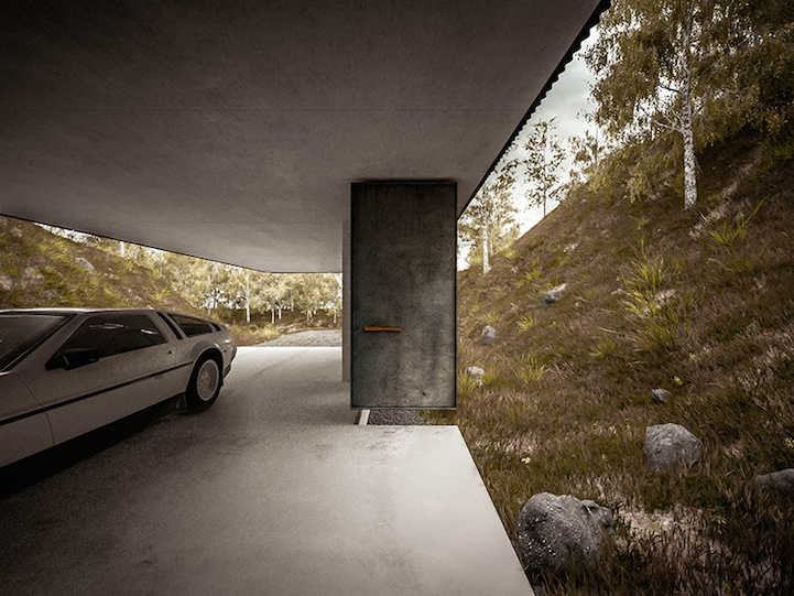 Дизайнерский дом