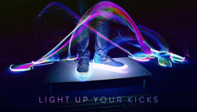 LED-ленты для обуви