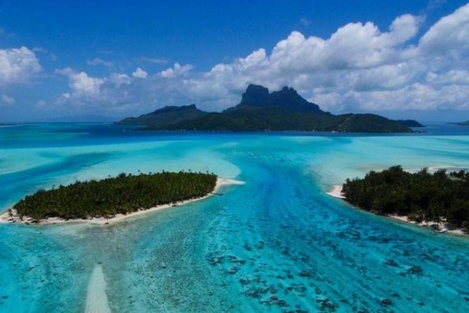 Райские места