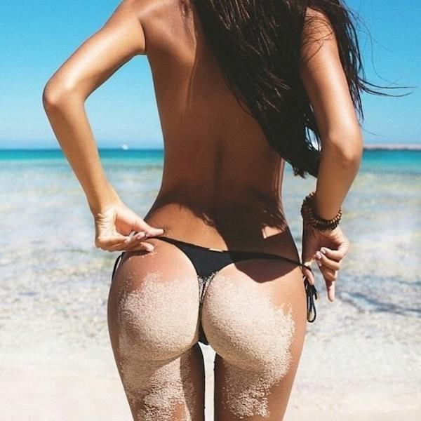 Солнце, пляж, песок