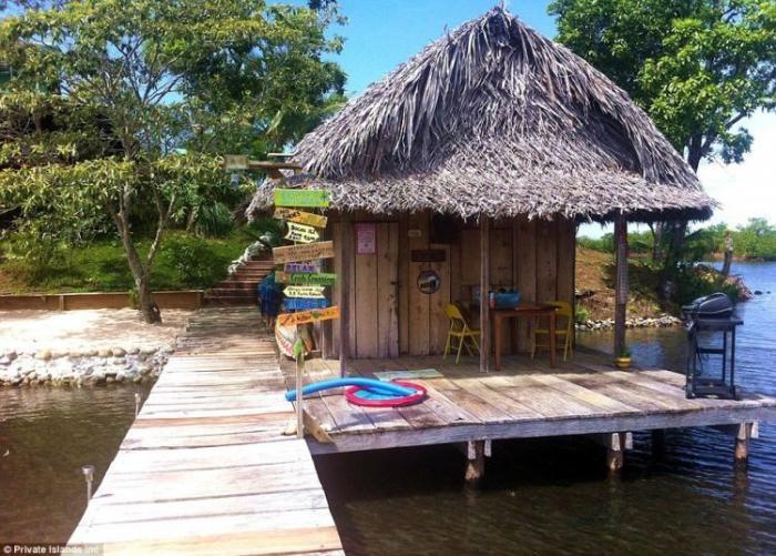 Продается остров (17 фото)