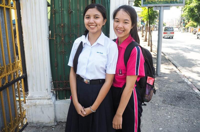 Жители Таиланда о России