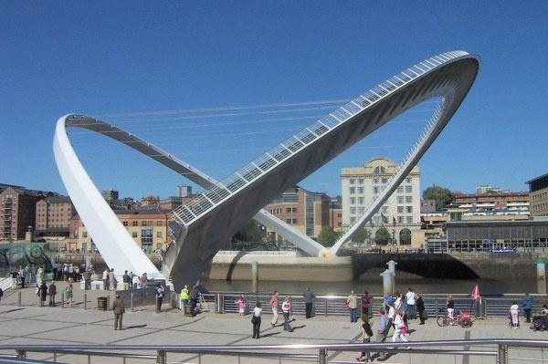 Puentes Unusual (25 fotos)