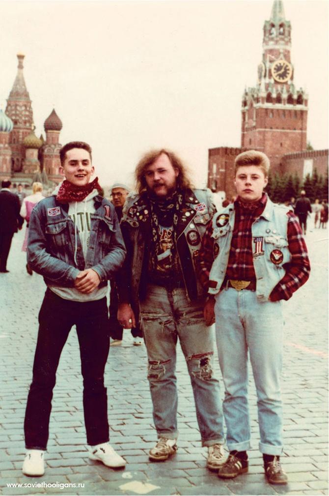 Назад в 80-е