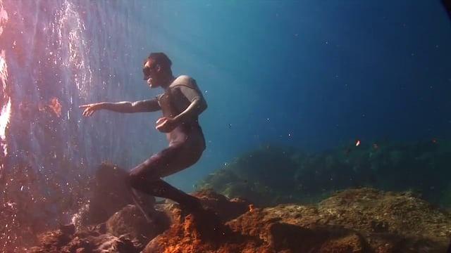 Необыкновенная подводная съемка