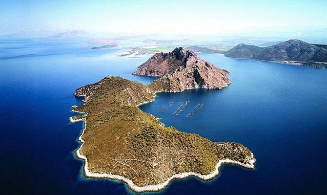 Наиболее дешевые греческие острова, которые можно купить уже сейчас