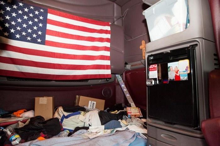 Жизнь американских дальнобойщиков