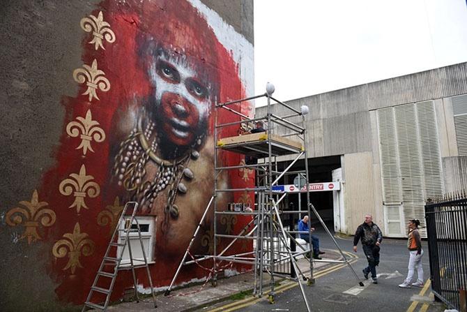 Уличное искусство (11 фото)