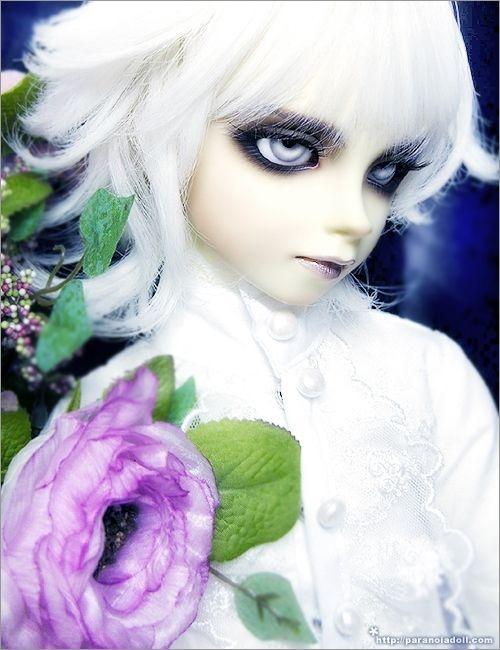 Коллекция готических кукол (43 фото)
