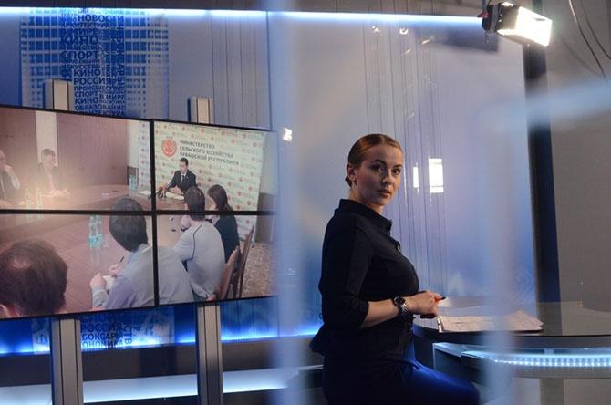 Как создаются телевизионные новости