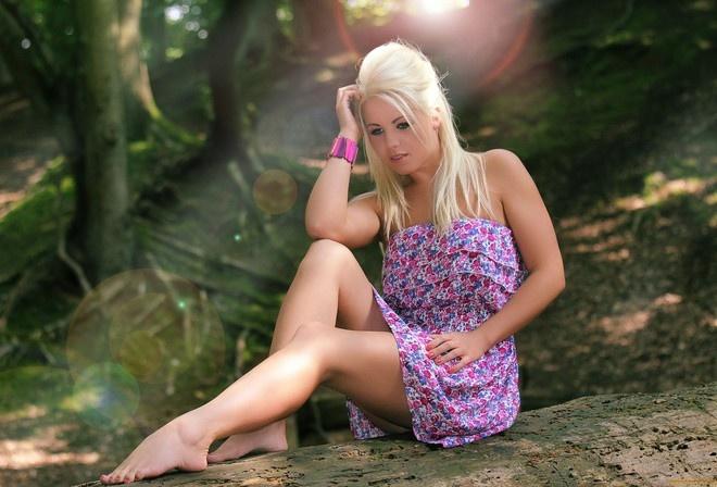 Красивые девушки (39 фото)
