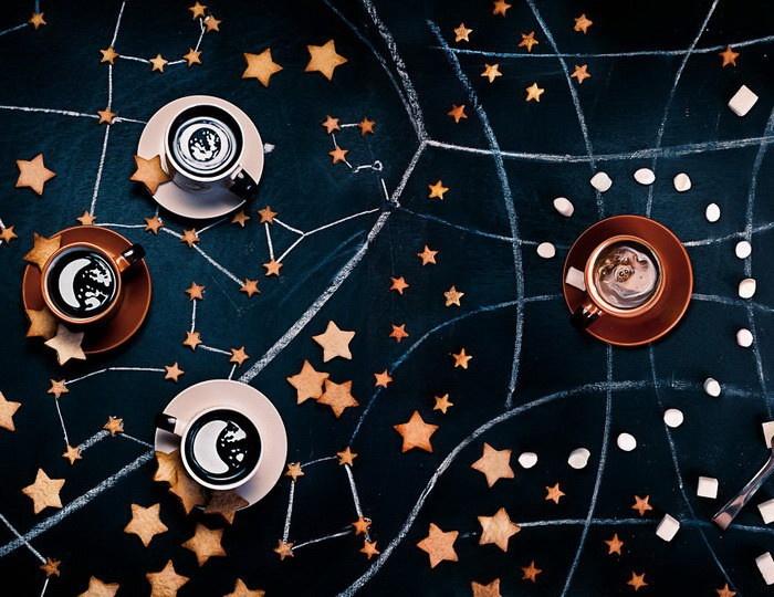 Необыкновенные космические коллажи