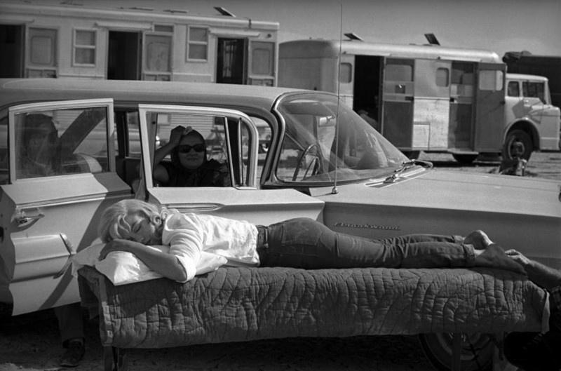 Редкие фото Мэрилин Монро (20 фото)