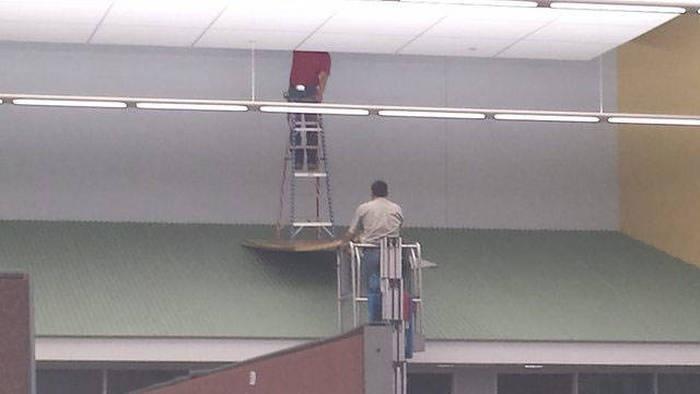Техника безопасности? Не, не слышали... (35 фото)