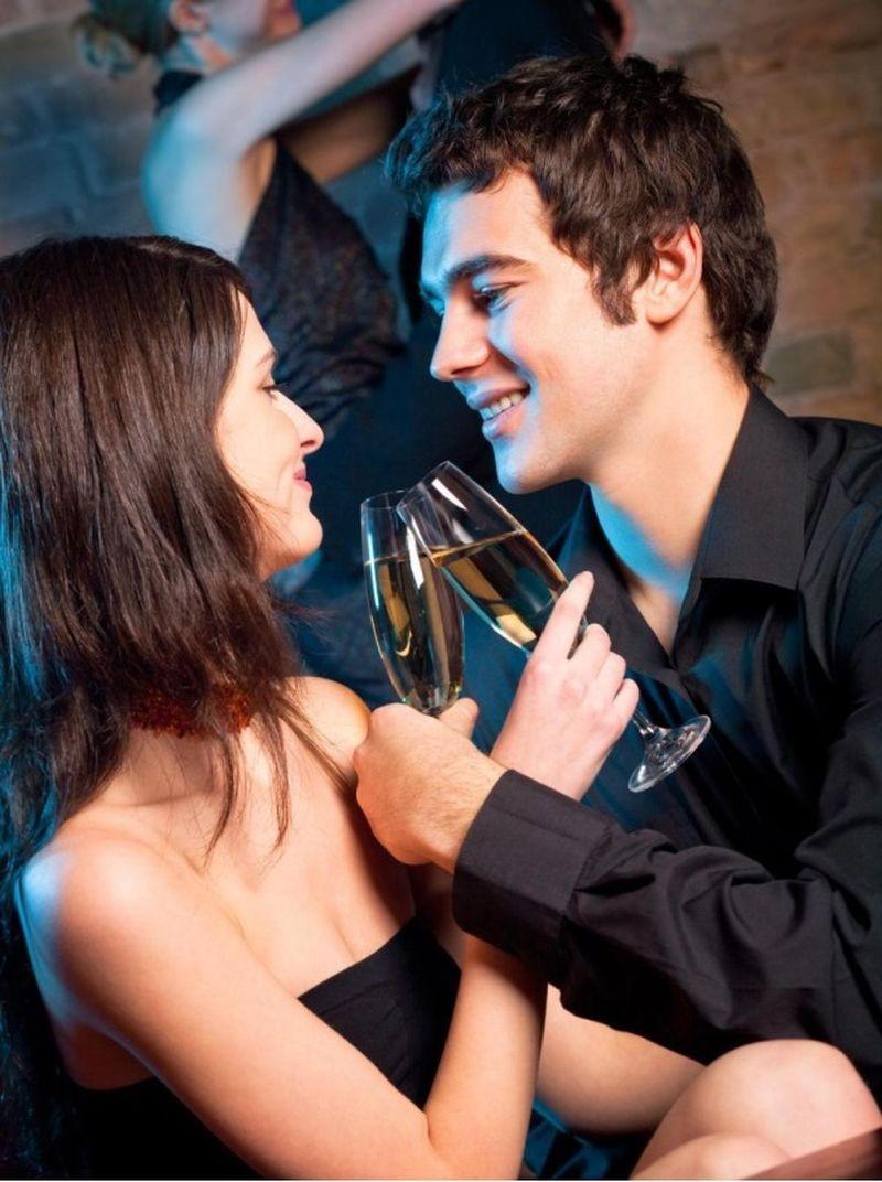Любопытные факты о романтических свиданиях