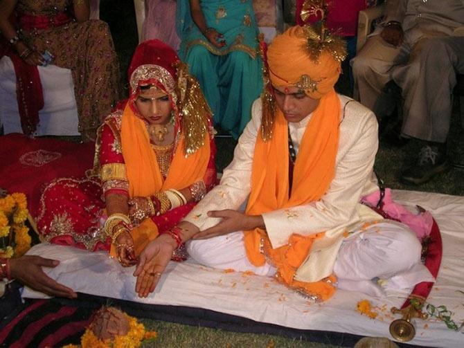 Неортодоксальные формы брака