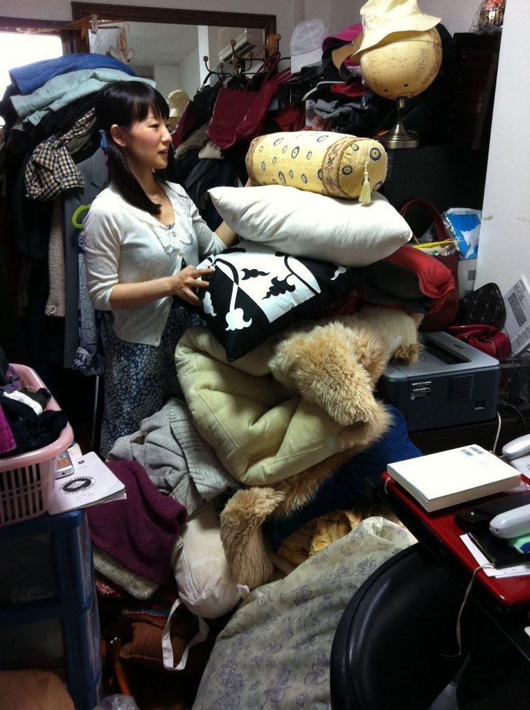 Залог чистоты в доме по-японски
