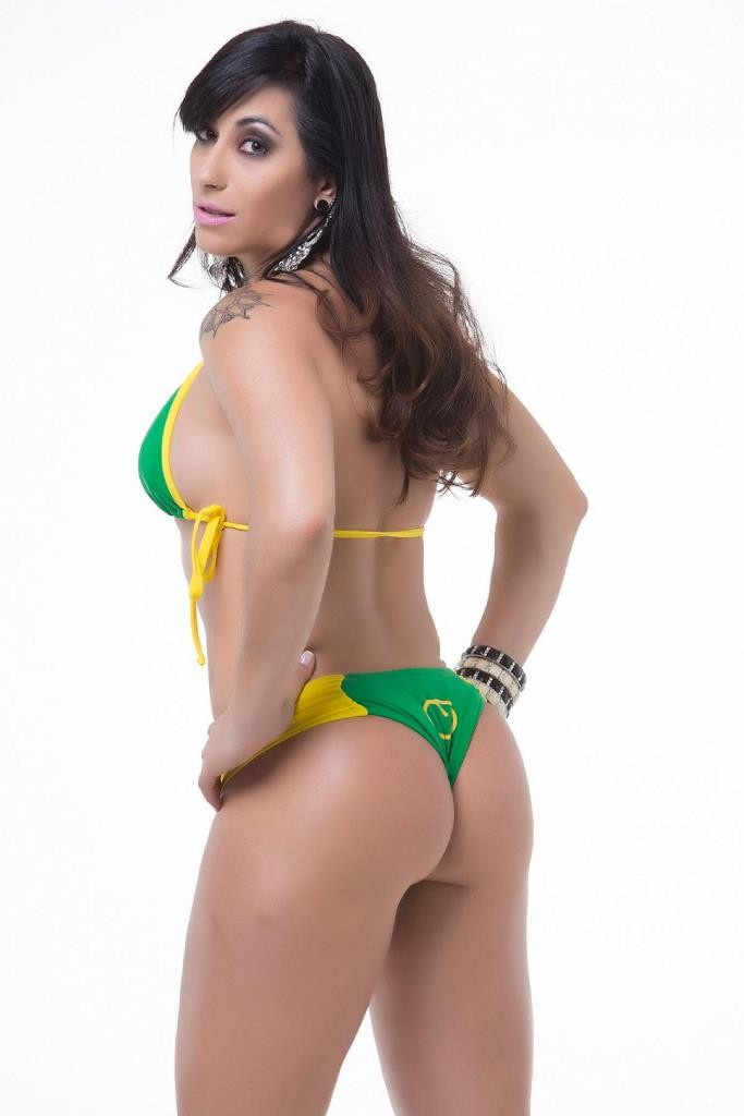 Участницы конкурса «Самая красивая попа Бразилии» (28 фото)