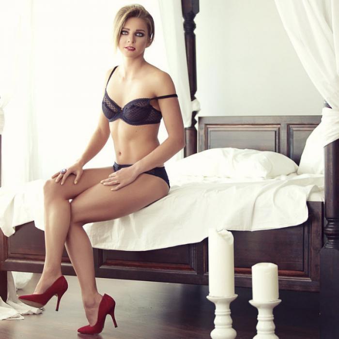 Сексуальные спортсменки (27 фото)